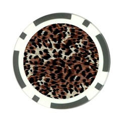Background Fabric Animal Motifs Poker Chip Card Guard (10 Pack)