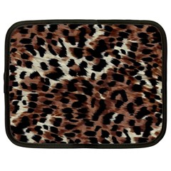 Background Fabric Animal Motifs Netbook Case (xl)