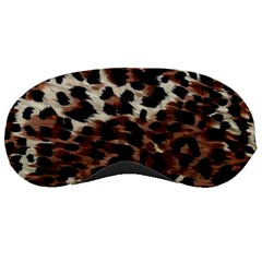 Background Fabric Animal Motifs Sleeping Masks