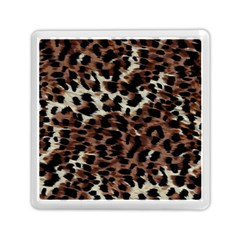Background Fabric Animal Motifs Memory Card Reader (square)