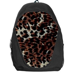 Background Fabric Animal Motifs Backpack Bag