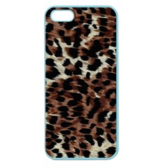 Background Fabric Animal Motifs Apple Seamless iPhone 5 Case (Color)