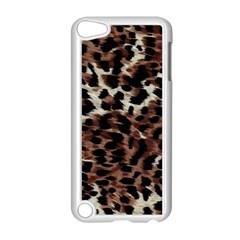 Background Fabric Animal Motifs Apple iPod Touch 5 Case (White)