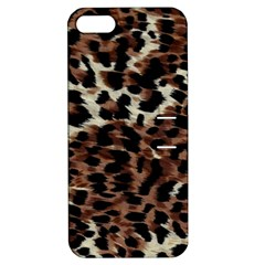 Background Fabric Animal Motifs Apple iPhone 5 Hardshell Case with Stand