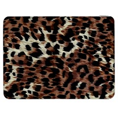 Background Fabric Animal Motifs Samsung Galaxy Tab 7  P1000 Flip Case