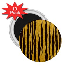 Seamless Fur Pattern 2.25  Magnets (10 pack)