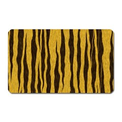 Seamless Fur Pattern Magnet (Rectangular)