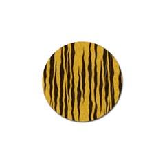 Seamless Fur Pattern Golf Ball Marker (10 pack)