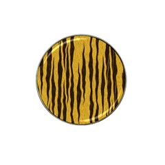Seamless Fur Pattern Hat Clip Ball Marker (10 Pack)