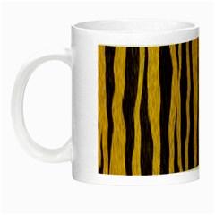 Seamless Fur Pattern Night Luminous Mugs