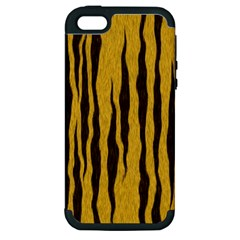 Seamless Fur Pattern Apple iPhone 5 Hardshell Case (PC+Silicone)