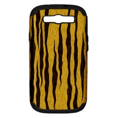 Seamless Fur Pattern Samsung Galaxy S III Hardshell Case (PC+Silicone)