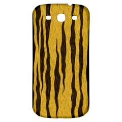 Seamless Fur Pattern Samsung Galaxy S3 S III Classic Hardshell Back Case