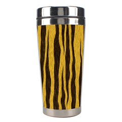 Seamless Fur Pattern Stainless Steel Travel Tumblers