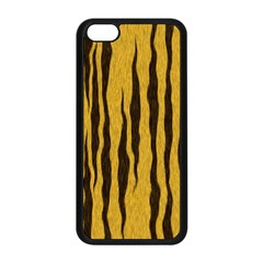 Seamless Fur Pattern Apple Iphone 5c Seamless Case (black)