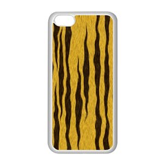 Seamless Fur Pattern Apple iPhone 5C Seamless Case (White)