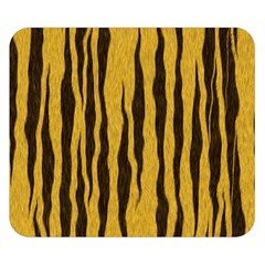 Seamless Fur Pattern Double Sided Flano Blanket (Small)
