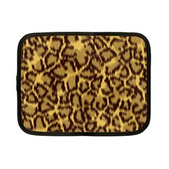 Seamless Animal Fur Pattern Netbook Case (small)