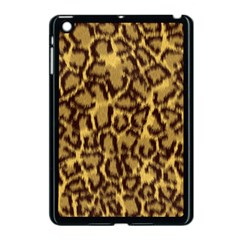 Seamless Animal Fur Pattern Apple iPad Mini Case (Black)