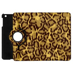 Seamless Animal Fur Pattern Apple iPad Mini Flip 360 Case