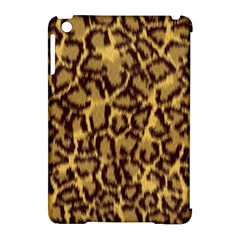Seamless Animal Fur Pattern Apple Ipad Mini Hardshell Case (compatible With Smart Cover)