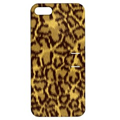 Seamless Animal Fur Pattern Apple iPhone 5 Hardshell Case with Stand