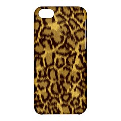 Seamless Animal Fur Pattern Apple iPhone 5C Hardshell Case