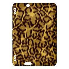 Seamless Animal Fur Pattern Kindle Fire HDX Hardshell Case