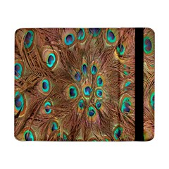 Peacock Pattern Background Samsung Galaxy Tab Pro 8.4  Flip Case
