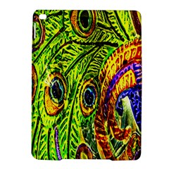 Glass Tile Peacock Feathers iPad Air 2 Hardshell Cases