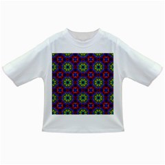 Abstract Pattern Wallpaper Infant/Toddler T-Shirts