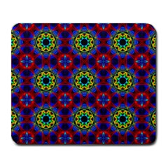 Abstract Pattern Wallpaper Large Mousepads