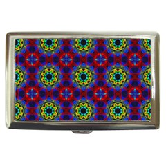Abstract Pattern Wallpaper Cigarette Money Cases