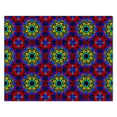 Abstract Pattern Wallpaper Rectangular Jigsaw Puzzl