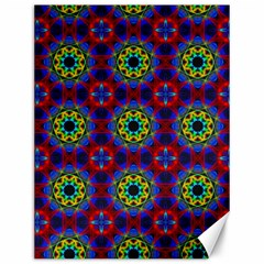 Abstract Pattern Wallpaper Canvas 12  X 16