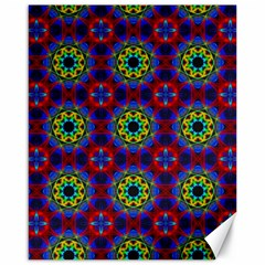 Abstract Pattern Wallpaper Canvas 16  x 20