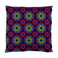 Abstract Pattern Wallpaper Standard Cushion Case (Two Sides)