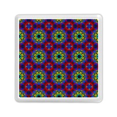Abstract Pattern Wallpaper Memory Card Reader (square)