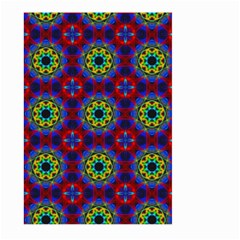 Abstract Pattern Wallpaper Large Garden Flag (Two Sides)