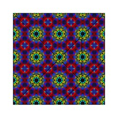 Abstract Pattern Wallpaper Acrylic Tangram Puzzle (6  x 6 )