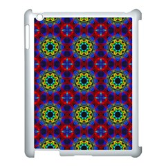 Abstract Pattern Wallpaper Apple Ipad 3/4 Case (white)