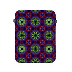 Abstract Pattern Wallpaper Apple Ipad 2/3/4 Protective Soft Cases