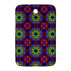 Abstract Pattern Wallpaper Samsung Galaxy Note 8 0 N5100 Hardshell Case