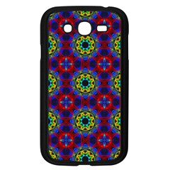 Abstract Pattern Wallpaper Samsung Galaxy Grand DUOS I9082 Case (Black)