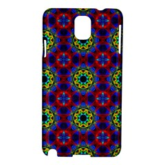 Abstract Pattern Wallpaper Samsung Galaxy Note 3 N9005 Hardshell Case