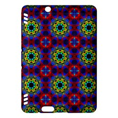 Abstract Pattern Wallpaper Kindle Fire HDX Hardshell Case