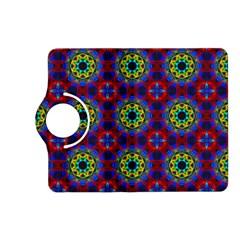 Abstract Pattern Wallpaper Kindle Fire Hd (2013) Flip 360 Case