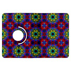 Abstract Pattern Wallpaper Kindle Fire HDX Flip 360 Case