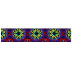 Abstract Pattern Wallpaper Flano Scarf (large)
