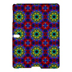 Abstract Pattern Wallpaper Samsung Galaxy Tab S (10 5 ) Hardshell Case
